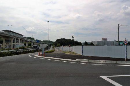 IKEA名古屋建設現場
