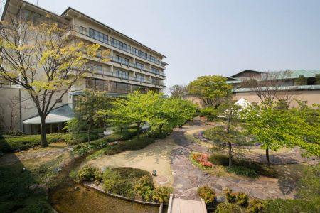 ナガシマのおすすめホテル花水木別館