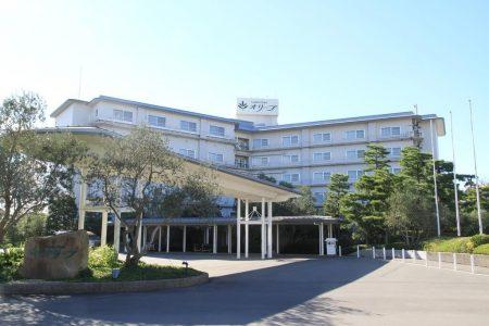 ナガシマのおすすめホテル オリーブ