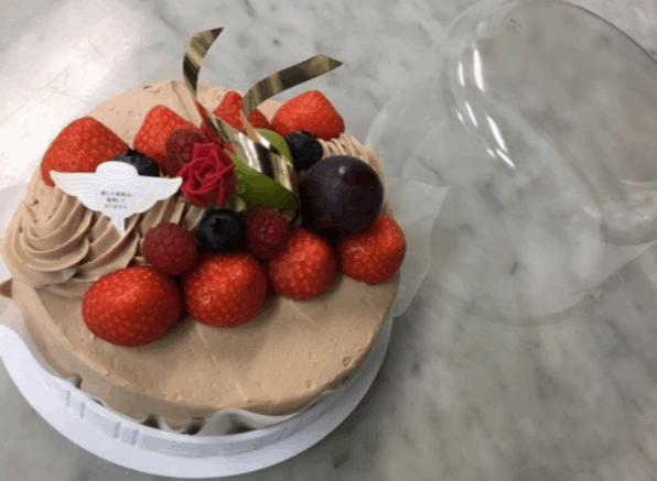 豆乳クリームのケーキが買える店(名古屋)