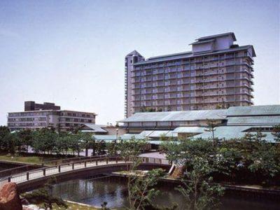 ナガシマのおすすめホテル 花水木本館