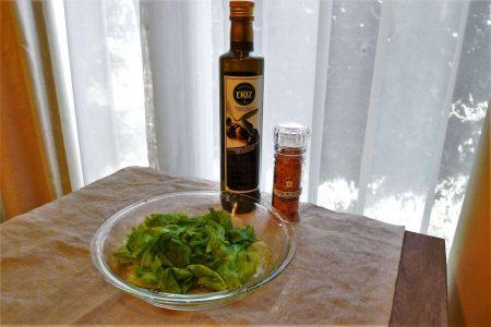 便秘に即効性のある食べ物オリーブオイル