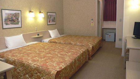 長島スパーランド周辺ホテル 旅籠屋の室内