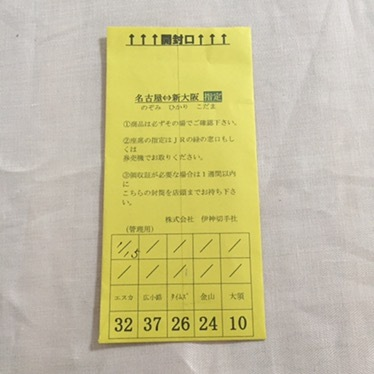 名古屋でs新幹線のチケットが買える金券ショップ
