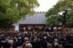 熱田神宮初詣2017-2018 参拝時間・駐車場 地下鉄運行時間まとめ
