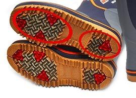 あさイチで紹介の滑らない長靴メンズ