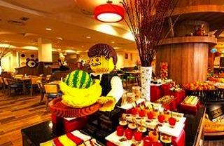 レゴランドホテルの朝食