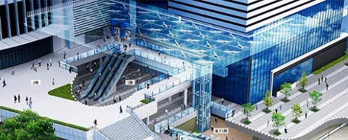 JRゲートタワー オープン いつ 名古屋駅