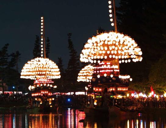 津島天王祭り2107 日程花火