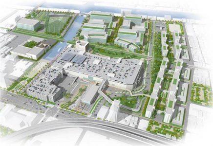 【求人情報】ららぽーと名古屋みなとアクルス9月開業!217店舗・従業員駐車場はあるの?