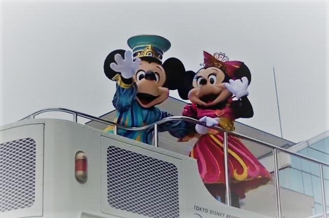 名古屋まつりディズニーパレード2018場所