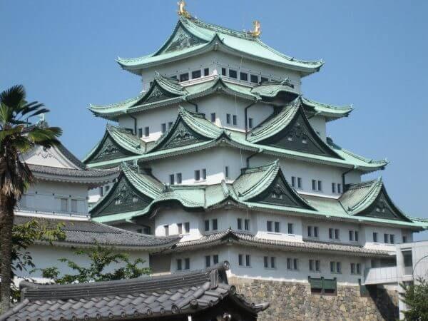 名古屋城の無料駐車場