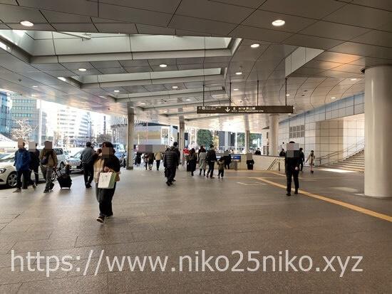 名古屋駅コンパルメイチカ店の行き方