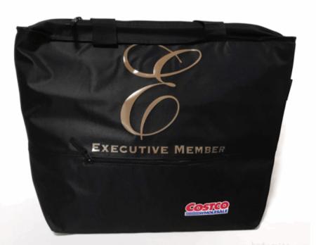 エグゼクティブ会員限定のショッピングバッグ